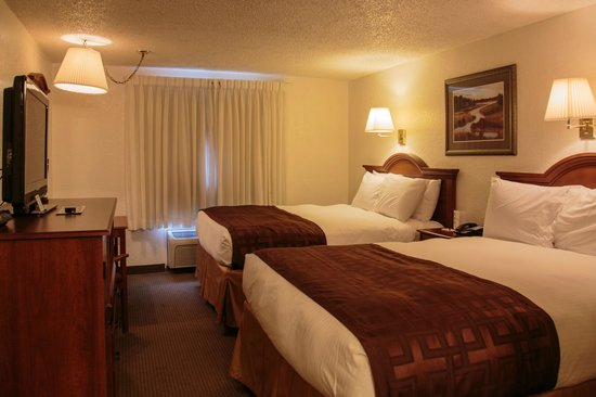 Richland Inn & Suites: Standard Queen