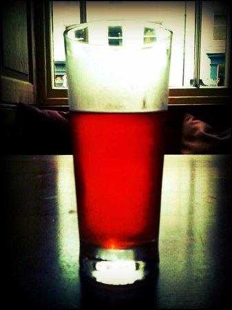 1761: Strawberry Cider