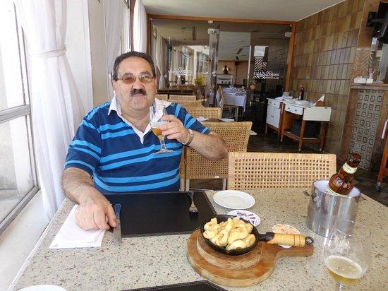Belo Horizonte Othon Palace Hotel: Restaurante Panorámico-piso 25
