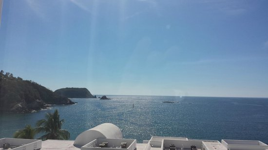 Camino Real Zaashila: View from the room 1