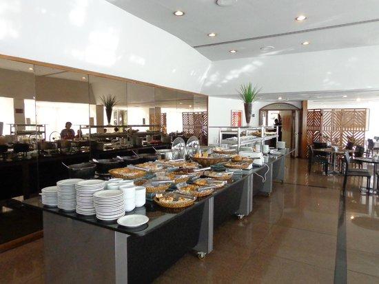 Belo Horizonte Othon Palace Hotel: Desayuno Buffet