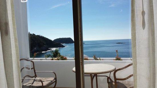 Camino Real Zaashila: view from room