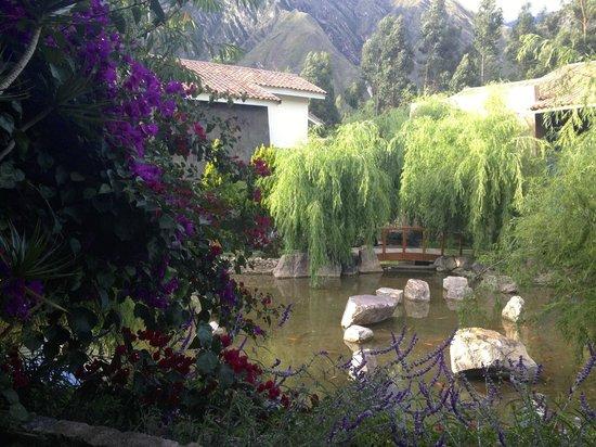 Aranwa Sacred Valley Hotel & Wellness: Desde mi habitación