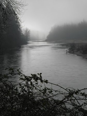 Columbia River Gorge National Scenic Area : Outside of Troutdale