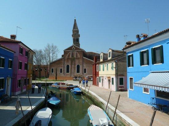 Laguna di Venezia: Burano la belle !