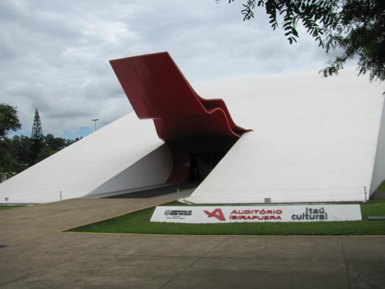 Ibirapuera Auditorium: Teatro 002