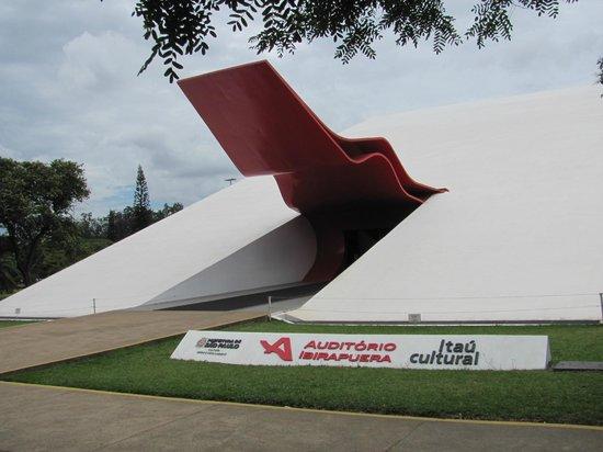 Ibirapuera Auditorium: Teatro 004
