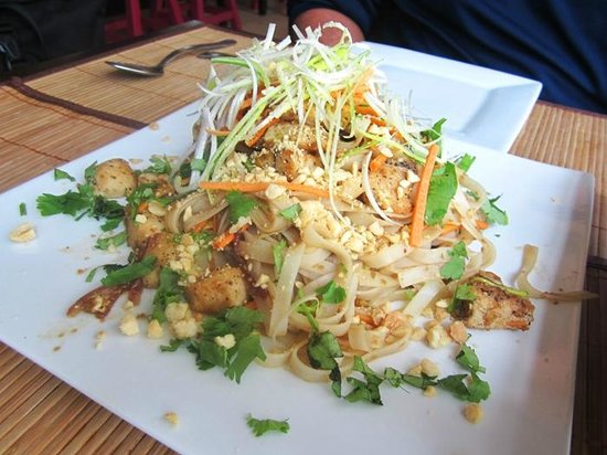 Tai Tai: fantastic pad thai