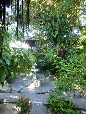 Pousada Chez Max: jardin2