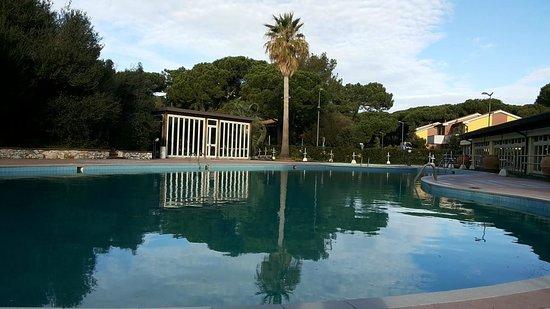 Park Hotel Marinetta: Piscina lato Palestra