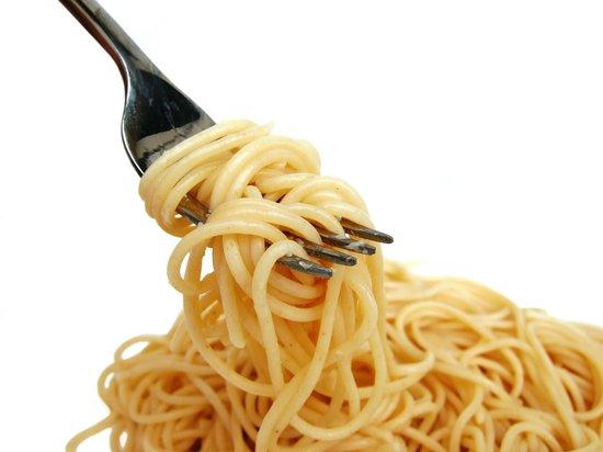 Prima Margherita: Spaghetti
