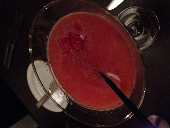 Sadlergates Black Rock Grill Steakhouse: Raspberry Daquiri