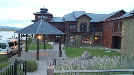 Imago Hotel & Spa: Vista do restaurante do hotel