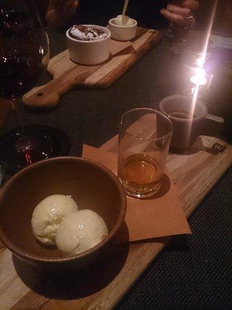 PRINT: whisky dessert
