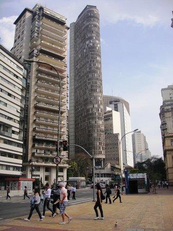 Italian Building: fachada