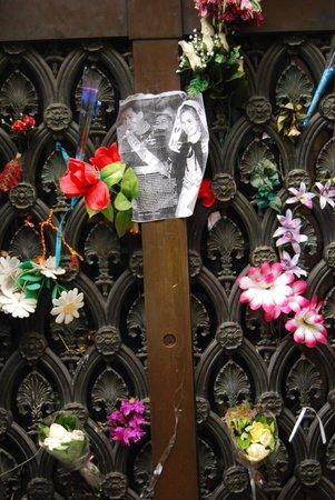 Recoleta : Evita Peron's Mausoleum.