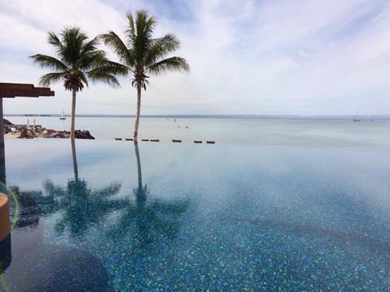 CostaBaja Resort & Spa : beach club infinity pool