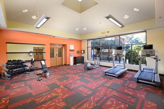 Courtyard Dallas Plano Parkway at Preston Road: Fitness Center