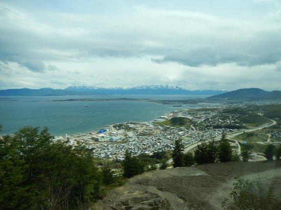 Arakur Ushuaia Resort & Spa: View
