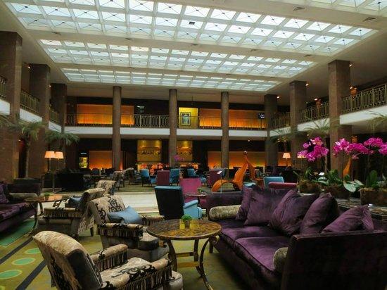 Tivoli Avenida Liberdade Lisboa: hotel lobby