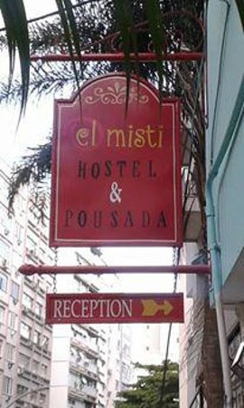 El Misti Rooms: My place in Rio!