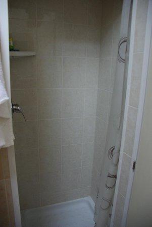 Gaggiola : la douche