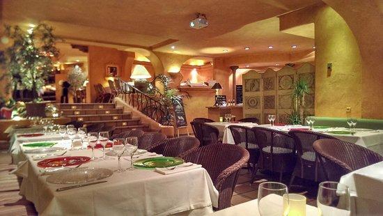 Restaurante Ponte Vecchio : Zona tapeo