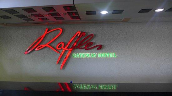 Fiji Gateway Hotel : Raffles Gateway Hotel