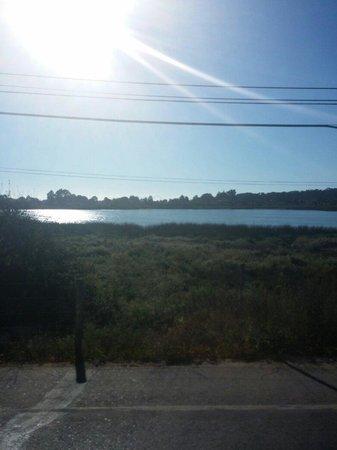 El Peral Lagoon