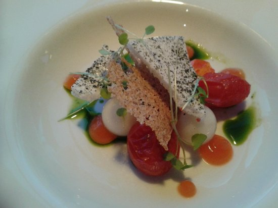 Pescatore: Evolution dining
