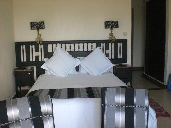 Hotel des Iles: camera vista mare