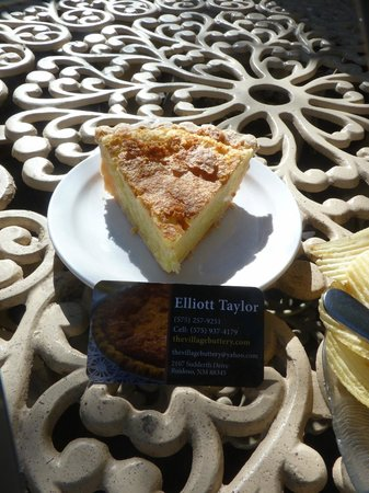 Village Buttery : Grandma Guthrie's Famous Buttermilk Pie---a MUST HAVE!