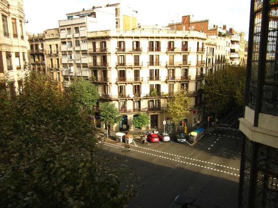 Axel Hotel Barcelona & Urban Spa: View from roof