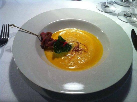 Restaurant Landgasthof Weissenbach: Karotte & Co