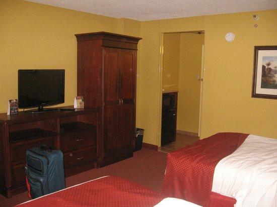 Rosen Inn: Hotel Room