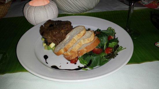 Cafe Juanita: Tuna tartar