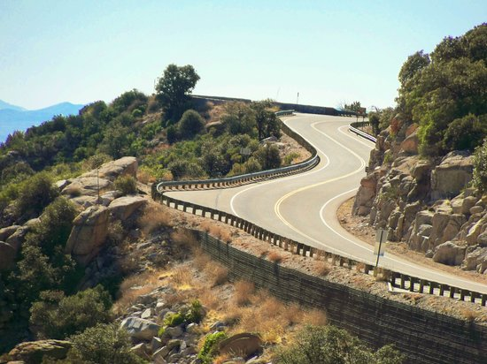 Mt. Lemmon Scenic Byway : Beautiful drive