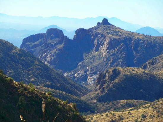 Mt. Lemmon Scenic Byway : Awesome view