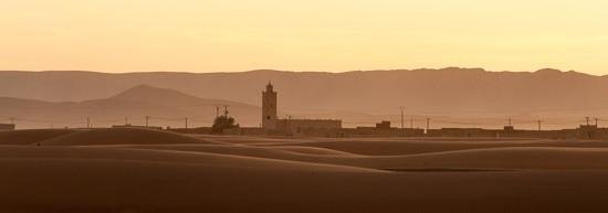 Morocco Excursions: The view from our hotel