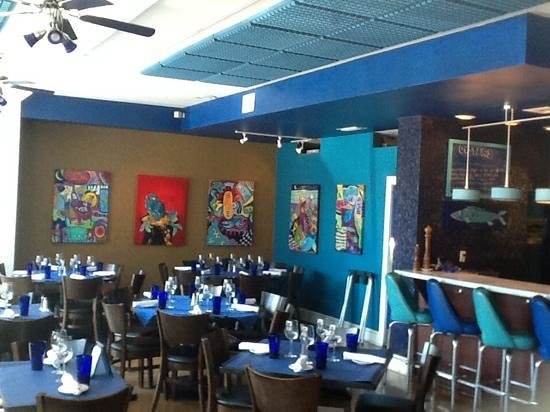 Fresh fresh fresh picture of the blue fish jacksonville for Blue fish jacksonville