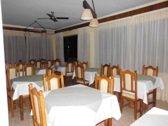 Hotel Che Roga: Comedor
