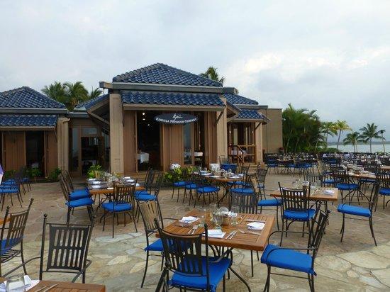 Kamuela Provision Company : restaurant