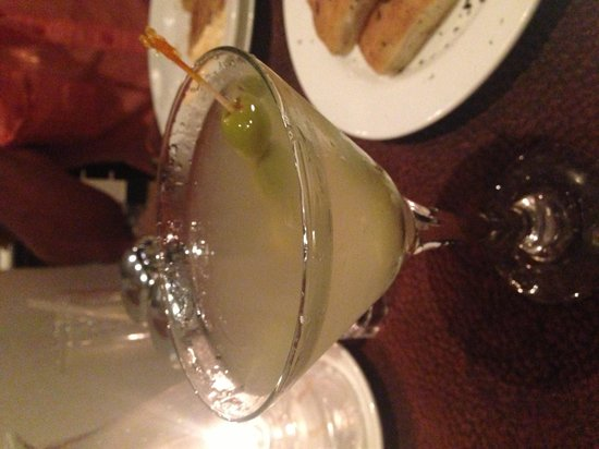 Sanctuary Cap Cana by AlSol: Bombay DirtY Martin @The SteaKhouse