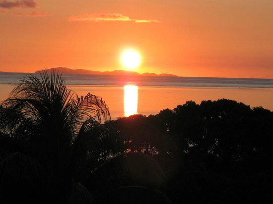 Levuka Homestay: What a way to start your new day?