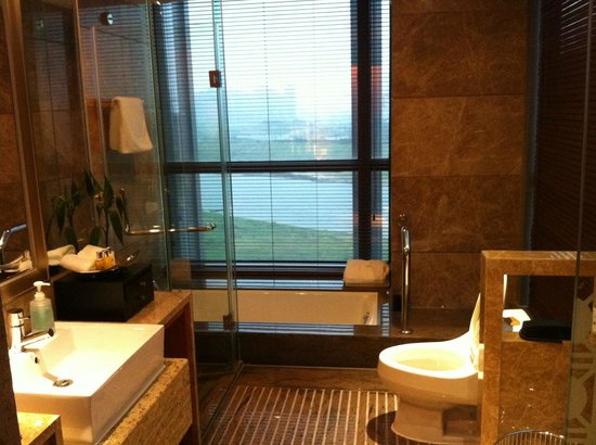 Empark Grand Hotel Changsha Bathroom