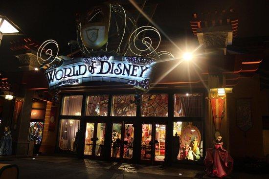 Disney Springs: A enorme loja da Disney