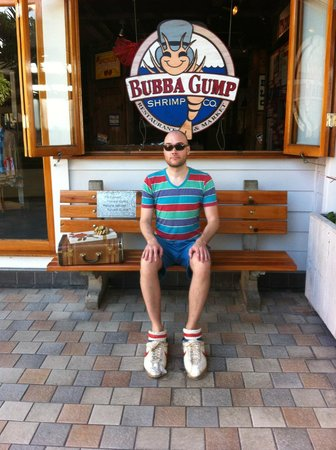 Bubba Gump Shrimp Co. : Bubba!