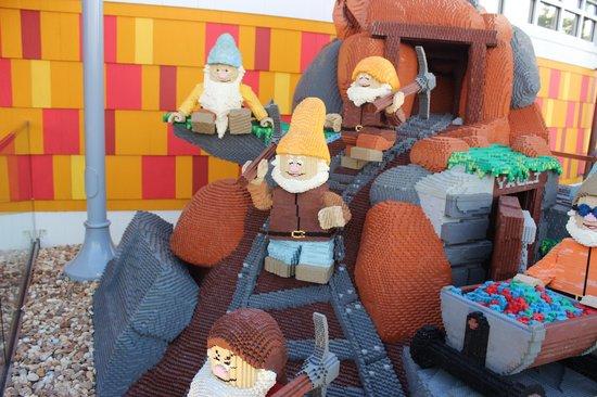 Disney Springs: Loja de Lego
