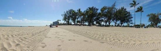 Fort Lauderdale Beach Park: spiaggia
