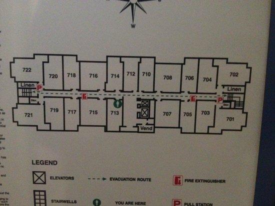 Floorplan Picture Of Hampton Inn Amp Suites Bradenton
